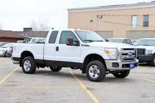 Used 2011 Ford F-250 XLT 4X4 for sale in Brampton, ON