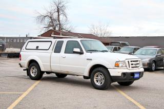 Used 2010 Ford Ranger CERTIFIED for sale in Brampton, ON