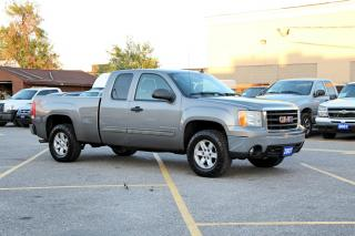 Used 2007 GMC Sierra 1500 SLE 4x4 for sale in Brampton, ON