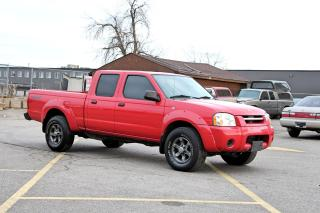Used 2004 Nissan Frontier XE 4X4 V6 for sale in Brampton, ON