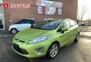 Used 2011 Ford Fiesta SES/ONE OWNER/NO ACCIDENT/CERTIFIED/WARRANTY INCL for sale in Cambridge, ON