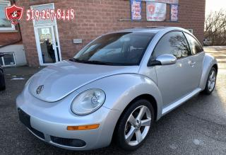 Used 2009 Volkswagen New Beetle Silver-Red Edition/NO ACCIDENT/CERTIFIED/WARRANTY for sale in Cambridge, ON