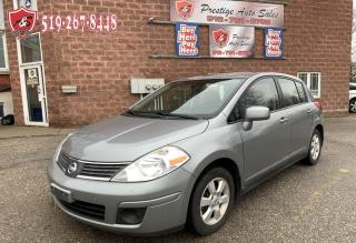 Used 2009 Nissan Versa 1.8/CERTIFIED/WARRANTY INCLUDED for sale in Cambridge, ON