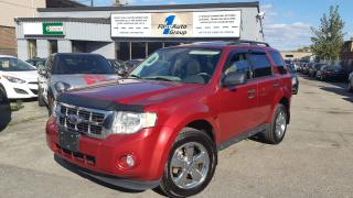 Used 2012 Ford Escape XLT LEATHER, P-MOON for sale in Etobicoke, ON