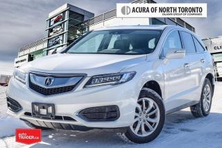 Used 2016 Acura RDX Tech at Acura Certified | Remote Start| Blind Spot for sale in Thornhill, ON