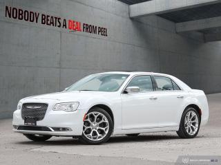 Used 2018 Chrysler 300 C Platinum*Hemi*NAV*Quilted Leather*Executive for sale in Mississauga, ON