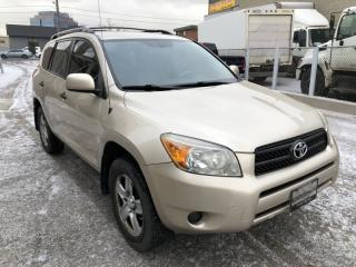 Used 2007 Toyota RAV4 4WD for sale in Toronto, ON