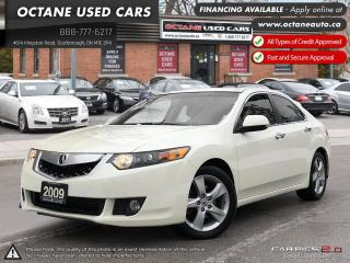 Used 2009 Acura TSX Technology Package Tech Pack*CERTIFIED & WARRANTY! for sale in Scarborough, ON