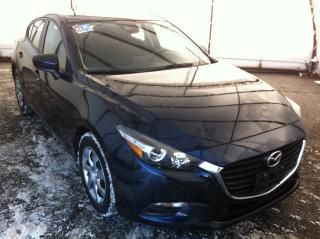 Used 2018 Mazda MAZDA3 GX MAZDA 3 HATCHBACK, REVERSE CAMERA, HANDSFREE CALLING, PUSH START IGNITION for sale in Ottawa, ON
