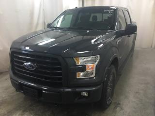 Used 2017 Ford F-150 SPORT for sale in Winnipeg, MB