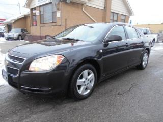 Used 2008 Chevrolet Malibu LS 2.5L Automatic Loaded Certified 228,000KMs for sale in Rexdale, ON