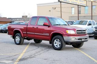 Used 2000 Toyota Tundra SR5 4X4 for sale in Brampton, ON