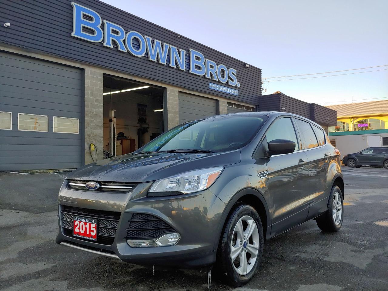 2015 Ford Escape SE, LOCAL, ACCIDENT FREE, BACKUP CAM