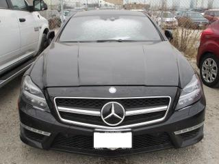 Used 2012 Mercedes-Benz CLS-Class CLS63 AMG for sale in Toronto, ON