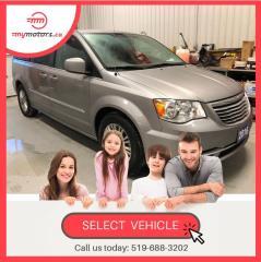 Used 2016 Chrysler Town & Country TOURING for sale in Tillsonburg, ON