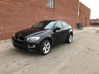 Used 2014 BMW X6 AWD 4dr 35i for sale in Mississauga, ON