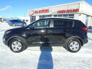 Used 2012 Kia Sportage LX for sale in Owen Sound, ON