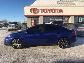 Used 2017 Toyota Corolla XSE for sale in Cambridge, ON