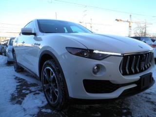 Used 2017 Maserati Levante S GRANSPORT for sale in Brampton, ON