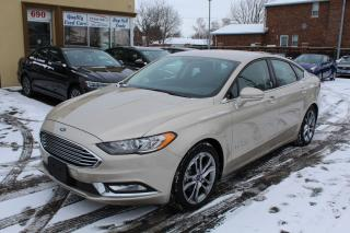 Used 2017 Ford Fusion SE Hybrid for sale in Brampton, ON