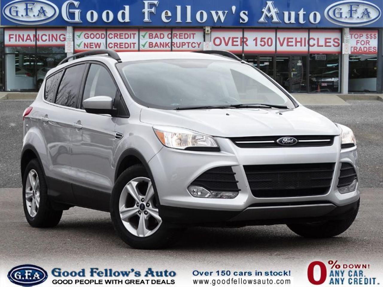 2015 Ford Escape SE MODEL, 1.6 L ECO, REARVIEW CAMERA, HEATED SEATS