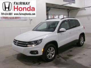 Used 2015 Volkswagen Tiguan Special Edition for sale in Halifax, NS