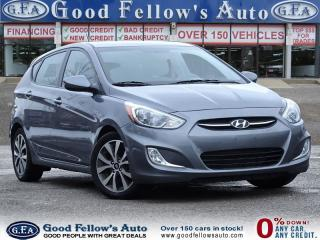 Used 2017 Hyundai Accent SE MODEL, SUNROOF for sale in Toronto, ON