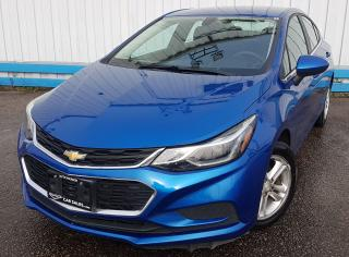 Used 2017 Chevrolet Cruze LT *HEATED SEATS* for sale in Kitchener, ON