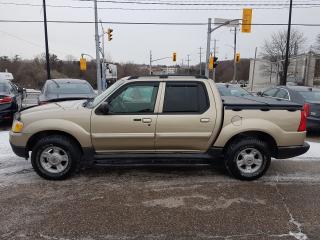 Used 2003 Ford Explorer Sport Trac XLT 4x4 *LEATHER-SUNROOF* for sale in Kitchener, ON