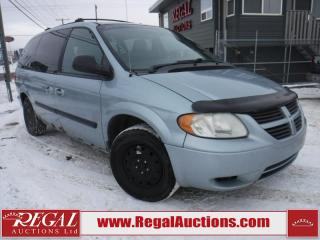 Used 2005 Dodge Grand Caravan Wagon for sale in Calgary, AB