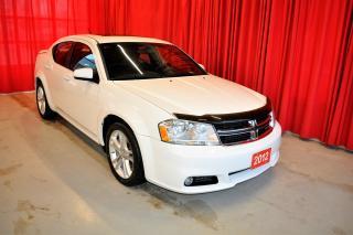 Used 2012 Dodge Avenger SXT | Sunroof | + Snow Tires & Rims for sale in Listowel, ON