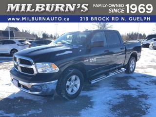 Used 2017 RAM 1500 SXT for sale in Guelph, ON