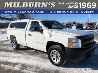 Used 2009 Chevrolet Silverado 1500 WT for sale in Guelph, ON