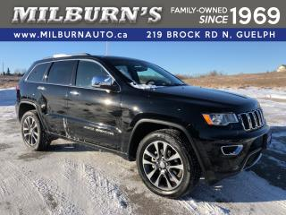 Used 2018 Jeep Grand Cherokee LIMITED 4X4 for sale in Guelph, ON