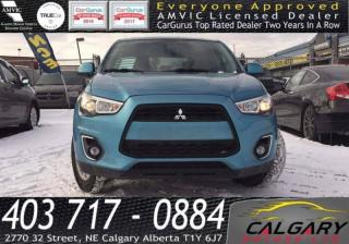 Used 2013 Mitsubishi RVR 2WD 4DR for sale in Calgary, AB