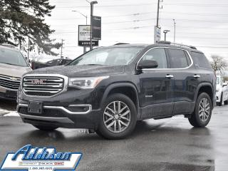Used 2017 GMC Acadia SLE-2 -  Touch Screen - Low Mileage for sale in Mississauga, ON