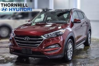 Used 2016 Hyundai Tucson 2.0L Luxury AWD  Leather, Heated Seats, Camera, Bluetooth, Navigation for sale in Thornhill, ON