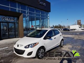 Used 2012 Mazda MAZDA2 Gx, A/c for sale in Chambly, QC