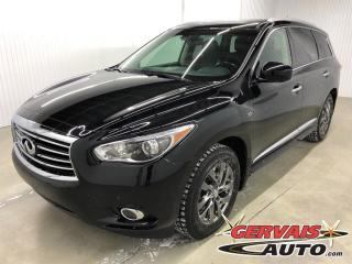 Used 2015 Infiniti QX60 Awd 7 Passagers Gps for sale in Shawinigan, QC