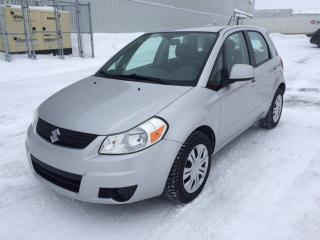 Used 2007 Suzuki SX4 Hayon 5 portes, boîte manuelle, Traction for sale in Quebec, QC