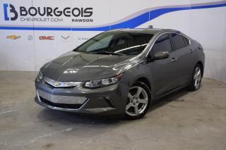 Used 2017 Chevrolet Volt Lt, Sièges En Cuir for sale in Rawdon, QC