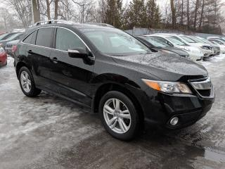 Used 2015 Acura RDX TECH PACK AWD CUIR for sale in St-Constant, QC