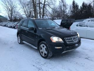 Used 2011 Mercedes-Benz ML-Class Ml350 Awd Bluetec for sale in St-Constant, QC