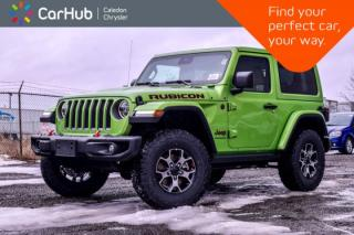 New 2019 Jeep Wrangler New Car Rubicon 4x4|Hard Top|Navi|Bluetooth|Backup Cam|R-Start|Blind Spot|Leather|17