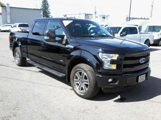 Used 2016 Ford F-150 SCREW LARIAT SPORT ECOBOOST for sale in St-Jérôme, QC
