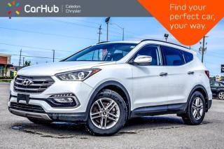 Used 2017 Hyundai Santa Fe Sport Premium AWD Backup Camera Bluetooth Heated Front Seats Power windows 18