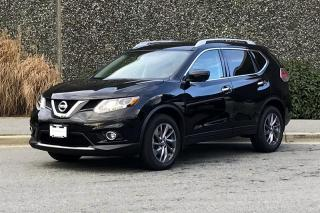Used 2016 Nissan Rogue SL AWD Premium CVT for sale in Vancouver, BC
