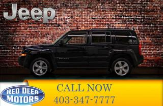 Used 2012 Jeep Patriot 4X4 NORTH EDITION for sale in Red Deer, AB