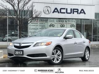 Used 2013 Acura ILX at No Accidents, Pwr Moonroof, Bluetooth for sale in Markham, ON