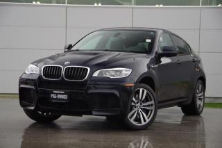 Used 2014 BMW X6 M Low KMS* Rare* M Package* for sale in Vancouver, BC
